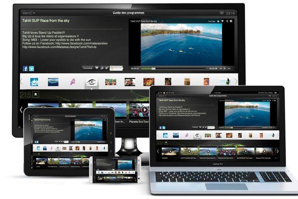 Niu TV veut secouer le PAP (paysage audiovisuel Polynésien)