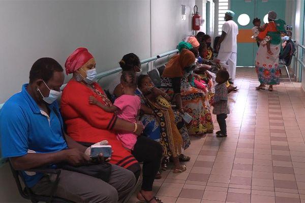 Mayotte, désert médical français