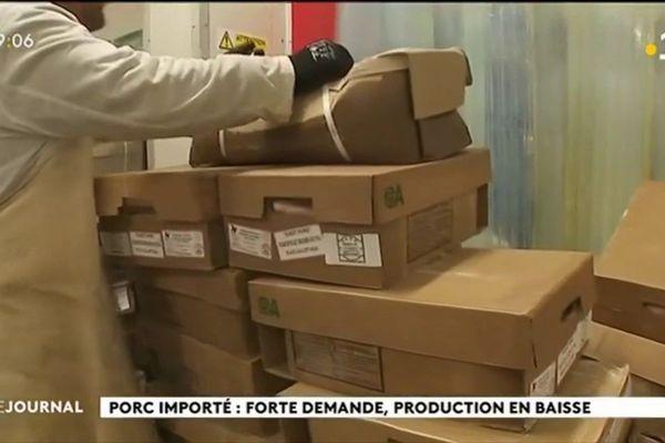 Viande de porc : forte demande mais production en baisse