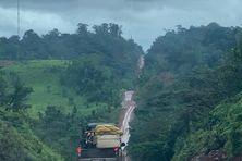 Une interminable piste longue de plus de 100 km toujours pas asphaltée après plus 70 de travaux