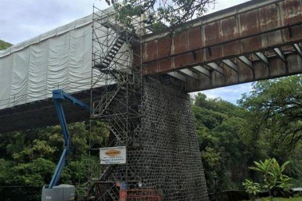 Pont de la rivière du Mât