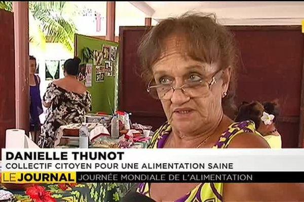 La Journée internationale de l'alimentation à Tahiti