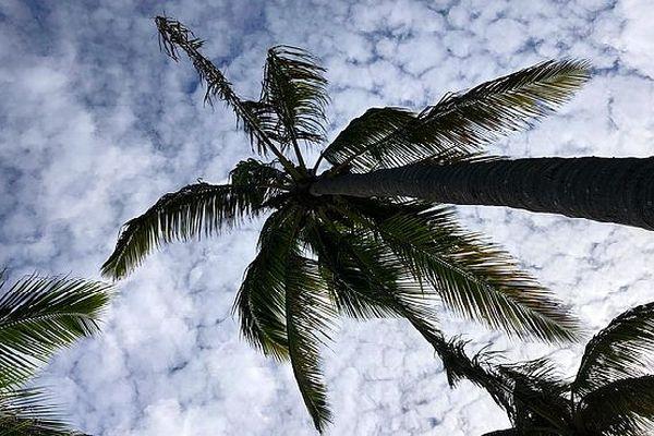 Ciel nuageux mai 2019