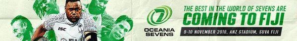 Rugby à 7 Océania