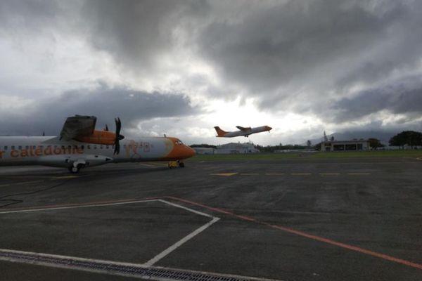Coronavirus Aircal avion vers Vanuatu