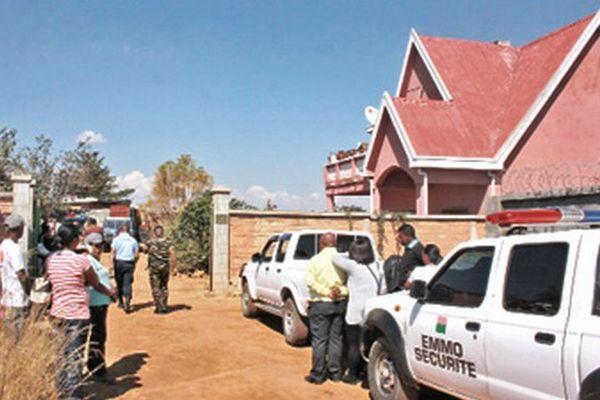 Ministres malgaches tués à domicile