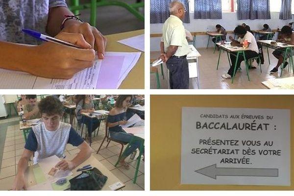 Examens (Bac. brevet, BTS)