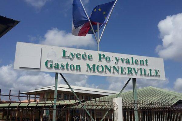 Lycée Gaston Monnerville de Kourou