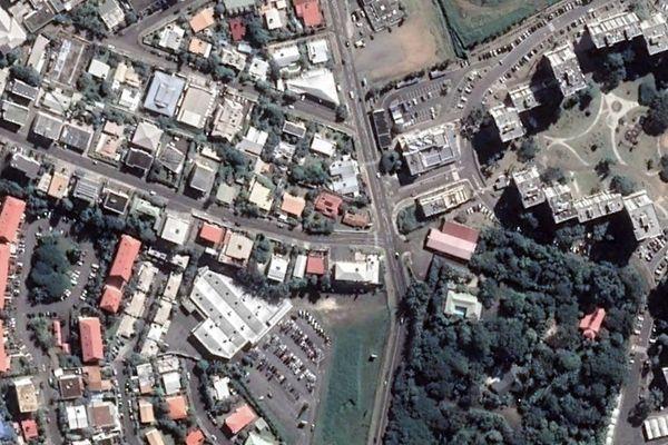 Quartier de Magenta, côté rue Broche