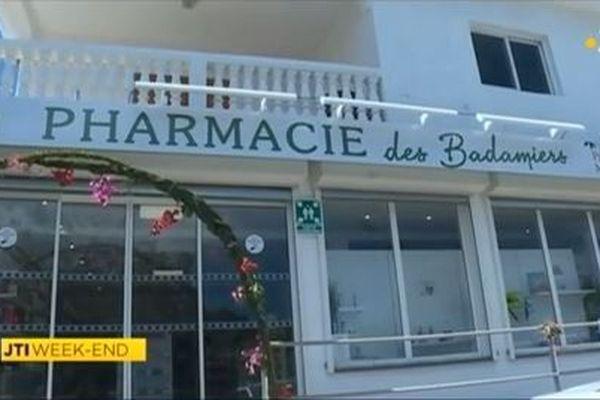 Pharmacie des badamiers
