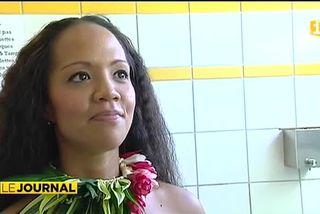 Une danseuse hawaiienne remporte le 1er prix de Ori Tahiti