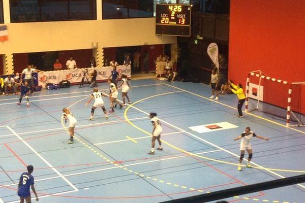 JIOI 2015 Handball finale féminine