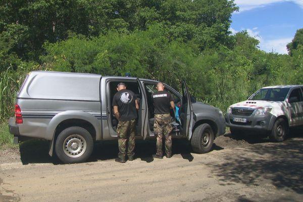 Enquêteurs de la gendarmerie