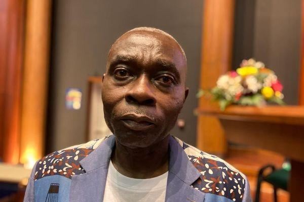 Jean-Marie Ndagano coordinateur dispositif Pépite