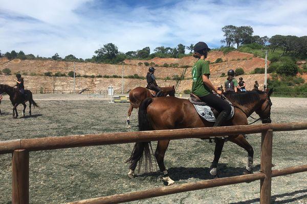 Equitation La Gourmette