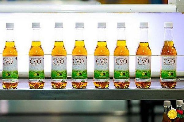 CVO produit à la chaîne