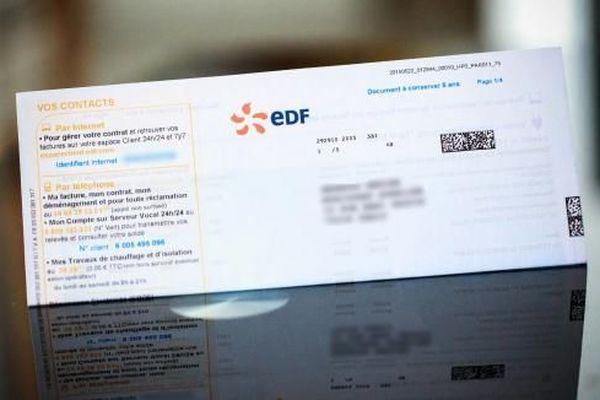 augmentation tarifs EDF
