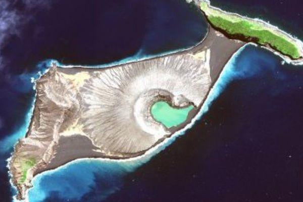 Nouvelle ile Tonga