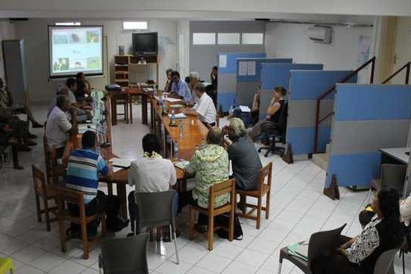 Le projet d'exporter les produits dangereux a été soumis au Conseil Territorial de l'Environnement et du Développement Durable ce mercredi.