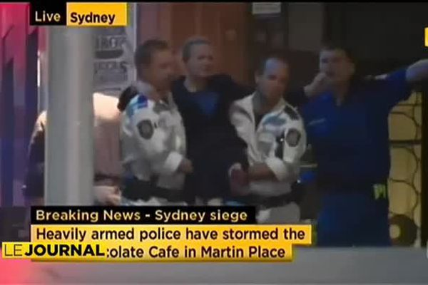 Sanglante prise d'otages en Australie