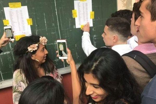 Bac 2018 lycée Levavasseur résultats 060718