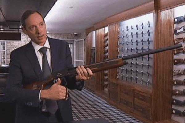 Armes Australie