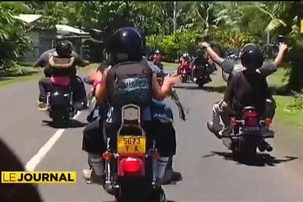 La journée des 100 motos de l'amitié