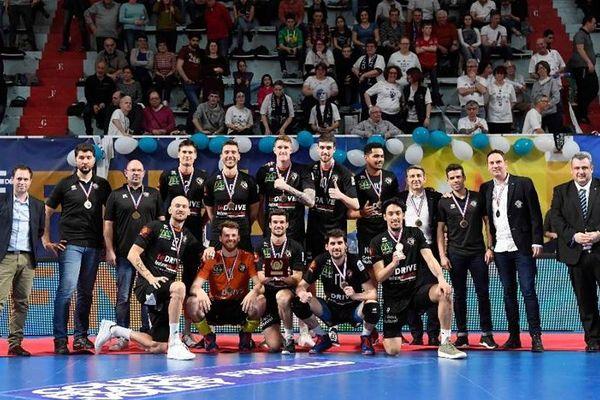 Narbonne termine médaillé de bronze dans le Final Four 2019 de la Coupe de France