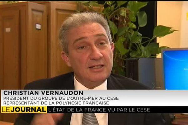 Le CESE cartographie l'état de la France