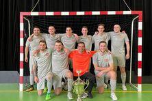 Dimanche 11 avril 2021, la finale de la coupe de l'archipel de futsal opposait les Vagabonds et l'ASM.