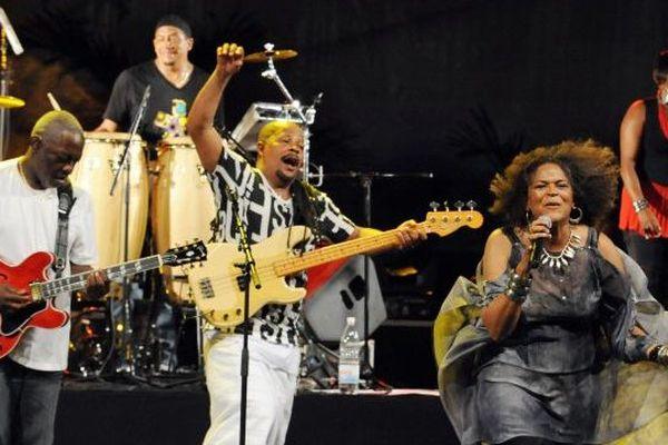 concert Kassav Abidjan 2009
