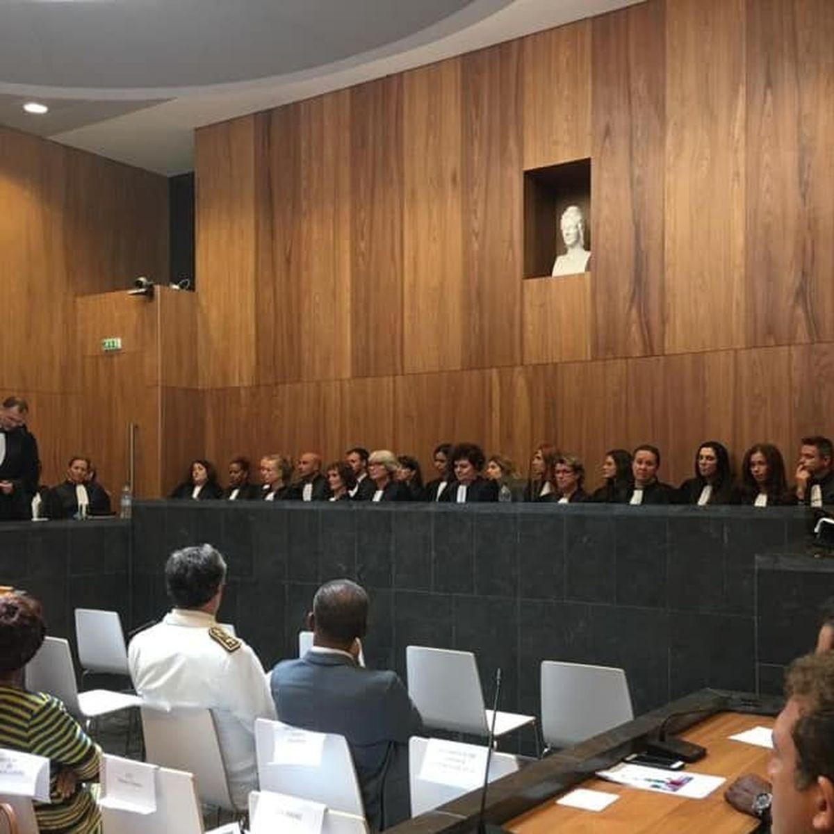 Rentrée solennelle 2020 du Tribunal judiciaire de Pointe-à-Pître