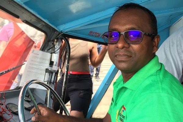 Vincent Latcham Tour opérateur de la Guyana