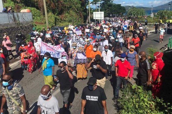 Marche contre l'insécurité Labattoir