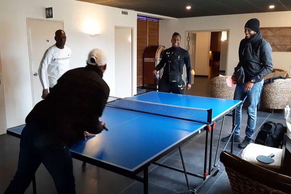 Club Franciscain : Ping-Pong