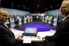 """Durant plus de deux heures, les onze candidats aux élections Régionales ont participé au """"Grand Débat""""de Réunion La 1ère."""