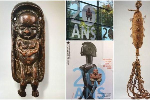 20 ans, les acquisitions du musée du quai Branly-Jacques Chirac