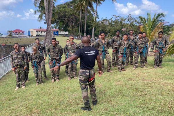 commando militaires