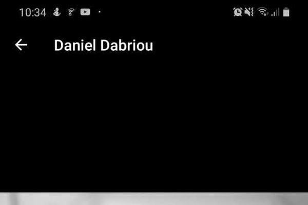 Daniel Dabriou