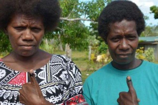 Femmes Vanuatu