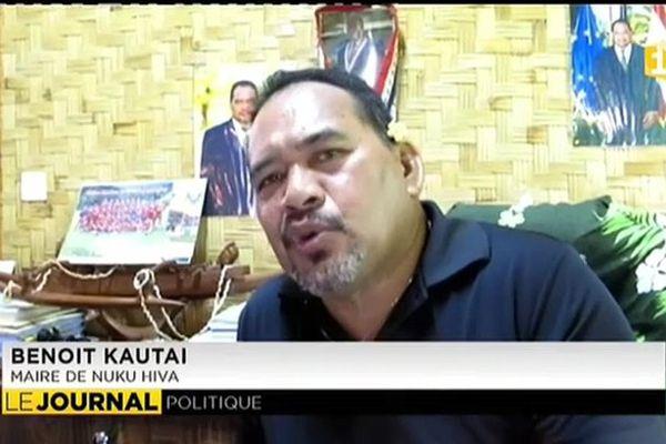 Benoit Kautaï n'est plus favorable au séparatisme des Marquises