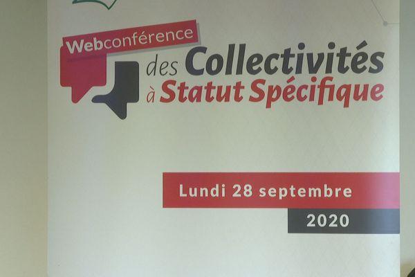 Webconférence CTG