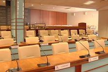 L'hémicycle du Congrès durant une précédente mandature.