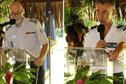 Les deux chefs des forces de l'ordre en Polynésie quittent le territoire