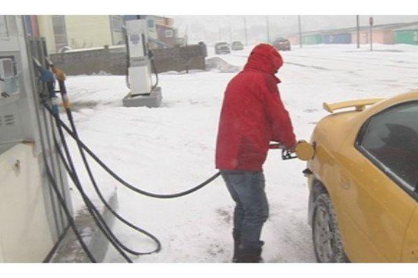 Baisse du prix des carburants à la pompe