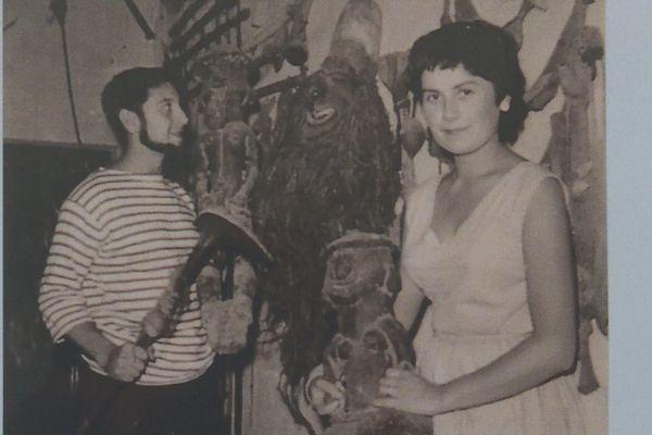 Le couple Fabre: héritier d'une collection d'art kanak du 19e siècle