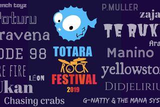 """Totara : un festival de musiques """"100% originales"""""""