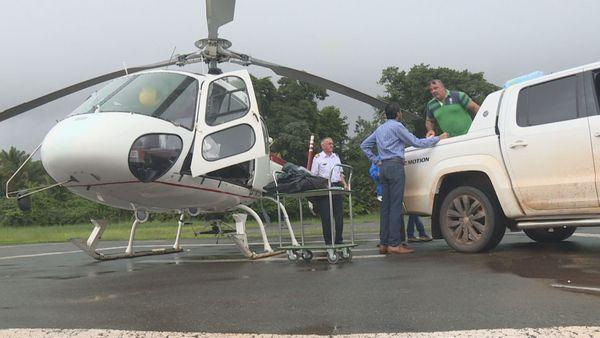Ravitaillement aérien pour Camopi