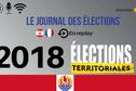 [Replay] Le journal des élections territoriales - 18/04/2018