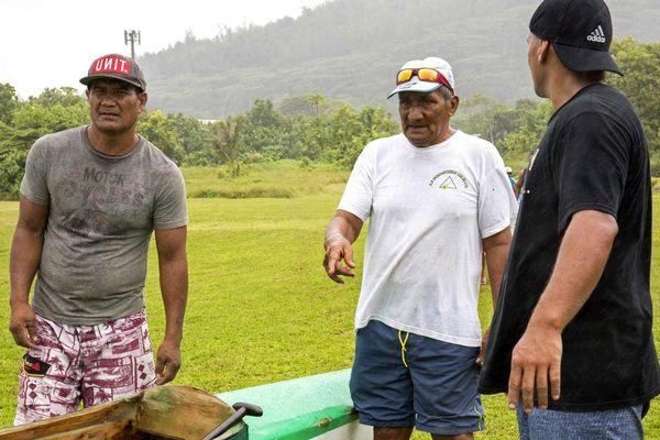 Tavi Pirifonia est le doyen de cette Hawaiki Nui 2015.
